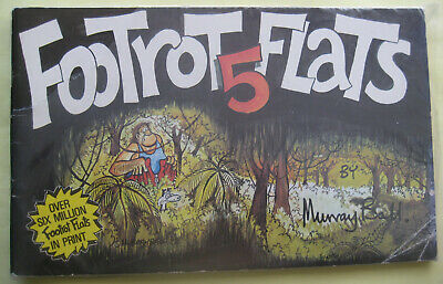 Footrot  Flats  By Murray  Ball  5