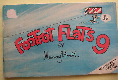 Footrot  Flats  By Murray  Ball  9
