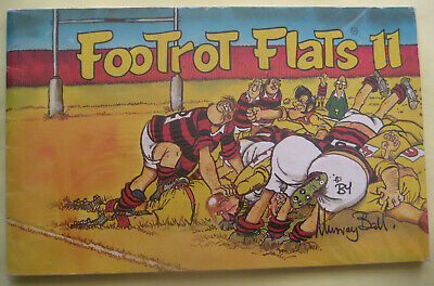 Footrot  Flats  By Murray  Ball  11