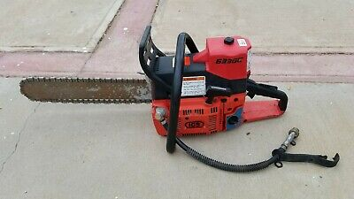 """Ics 16"""" Used Concrete Cutting Saw In Good Working Condition"""