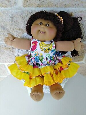 Dark Skinned Cabbage Patch Doll