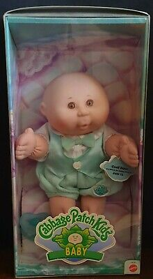 CPK Mattel Cabbage Patch Kids Baby 'Geoff Boyce' June 12 1995/1996