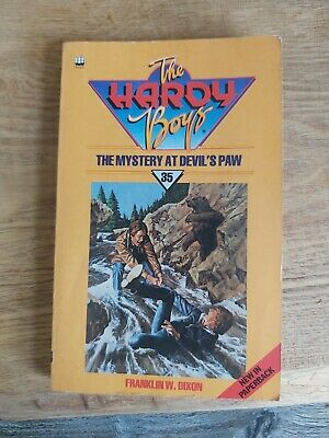 The Hardy boys mystery stories: The mystery at Devil's Paw by Franklin W Dixon