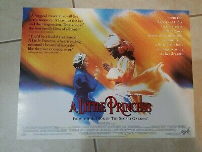 A Little Princess movie poster - Eleanor Bron - 12 x 16 inches