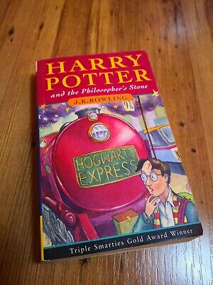 Harry Potter 1 and the Philosophers Stone von Joanne K. Rowling (1997, Taschenb…