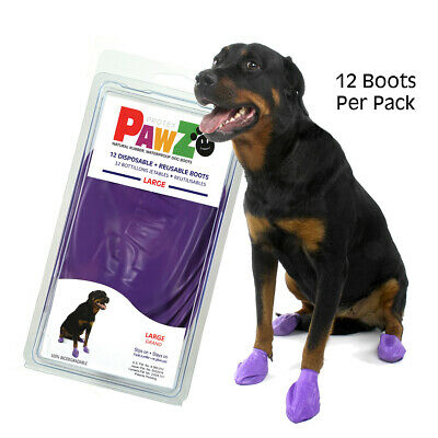 New Protex Pawz Dog Boots Large