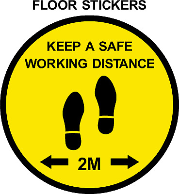 Covid Virus Safety Signs, Health & Safety, Factory Signs