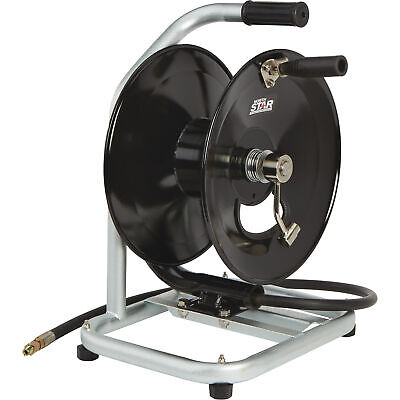 NorthStar High-Pressure Hose Reel- 5000 PSI 100ft. Capacity