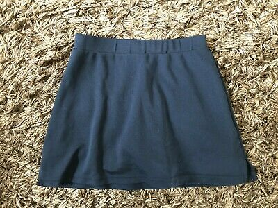 Ladies/Girls French Navy Sports Skort Small UK8/10 P.E Netball Games