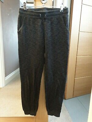 H&M Grey Tracksuit Bottoms Age 10-11 Years
