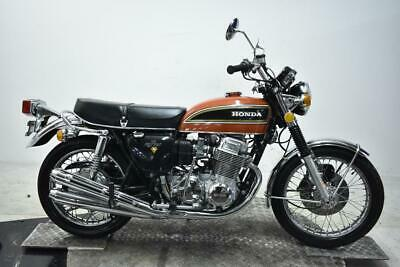 1974 Honda CB750 Unregistered US Import Very Clean Classic Running Project
