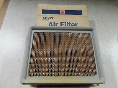 ACDelco A1172C Air Filter GM Vehicles 1986-05 GM#25098845