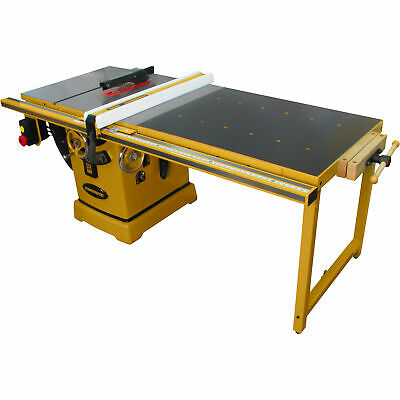 Powermatic Table Saw- 5HP 1PH 230V 50in Rip With Accu-Fence & Workbench PM2000B