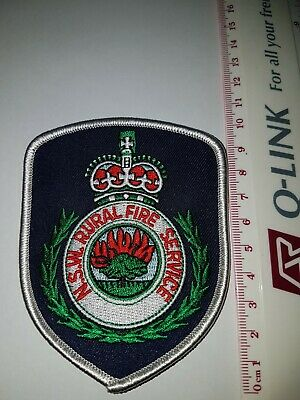 N.S.W. Rural Fire Service Patch