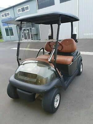 2015 Club Car Precedent - Custom Golf cart Classy EZGO Yamaha