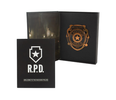 Resident Evil R.P.D. Collector's Pin Badge (Vorbestellung)
