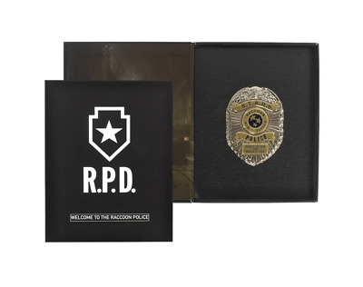 Resident Evil S.T.A.R.S. Limited Edition Collector's Pin Badge (Vorbestellung)