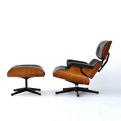 Eames Lounge Chair + Ottoman 1967 Herman Miller Collection by Fehlbaum vitra
