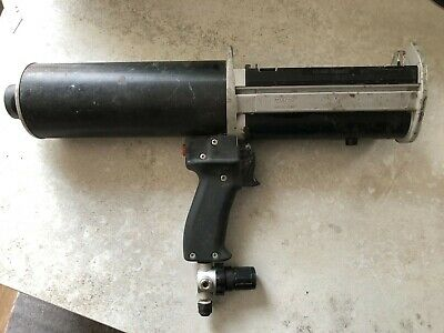 SULZER MIXPAC DP400-85/0468 PNEUMATIC CARTRIDGE GUN400mL   STOCK K3092
