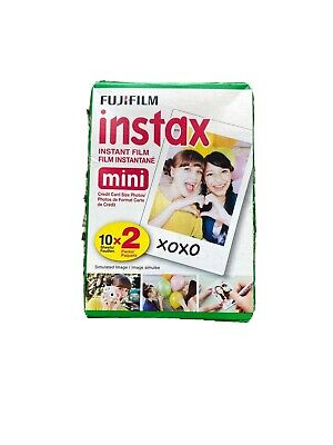 Fujifilm INSTAX Mini Instant Film Twin Pack