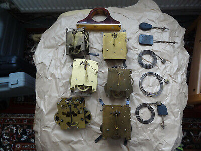 clock spare parts joblot