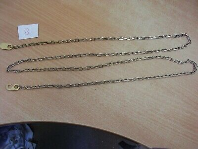 VINTAGE WALL CLOCK - GRANDFATHER / LONGCASE Clock CHAIN  B