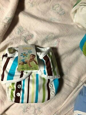 Thirsties Duo Diaper - NEW - pocket diaper system - two sizes, five colors