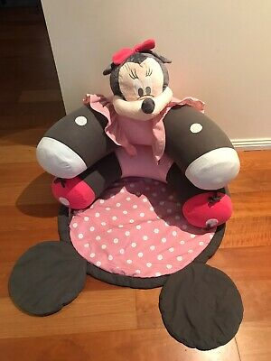 Minnie Mouse Sit Me Up