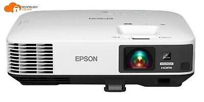Epson EB-1975W Lamp 5000 Lumens 3000 hrs Corporate Portable 491 hours used LCD p