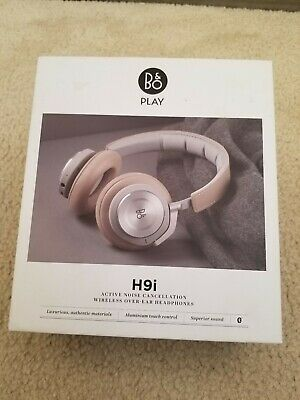 Bang & Olufsen Beoplay H9i Noise Cancellation Bluetooth Headphones - Natural