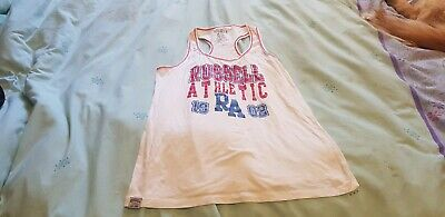 Russell Athletic White Size  12 Singlet