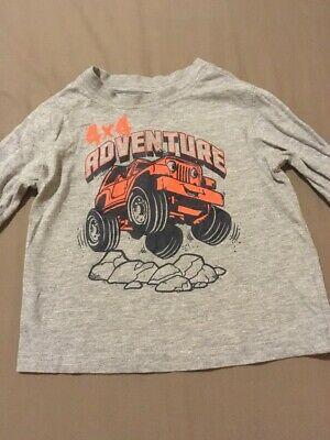 Baby Boys Long Sleeve Top Size 1 GUC