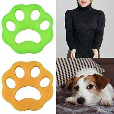 2/4Pcs Pet Hair Remover for Laundry, Dogs and Cats Hair Catcher for Washing