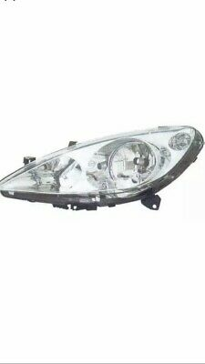 H/light Without Fog Lamp L/h fits PEUGEOT 307 Hatchback - 01 05 - Lwc135 Lucas