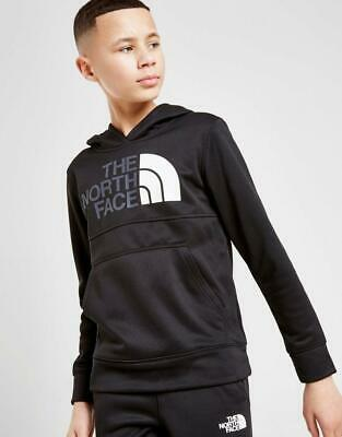 New The North Face Boys' Surgent Overhead Hoodie