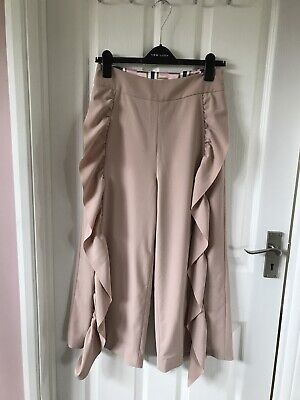 ted baker Blush trousers size 2