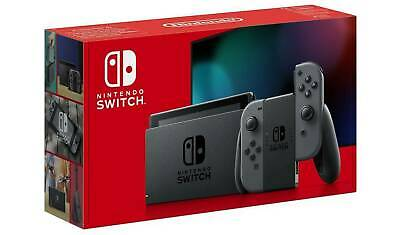 Nintendo Switch 32GB Console V2 Improved Battery I FAST FREE POST!