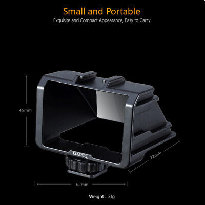 VLOG Camera High Quality Selfie Flip Screen stand Suit for Sony Fujifilm Canon