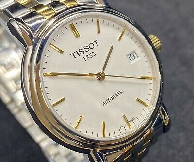 Tissot Carson T95.2.483.31 Automatic Watch