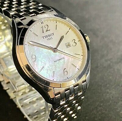 Tissot T-One T038.207.11.117.00 Automatic Ladies Watch