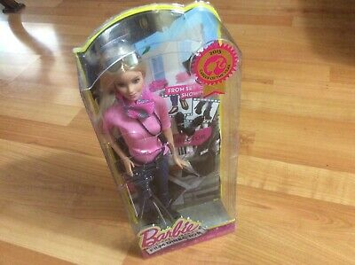 Barbie Film Director Doll 2015 Career Of The Year CCP42 New.