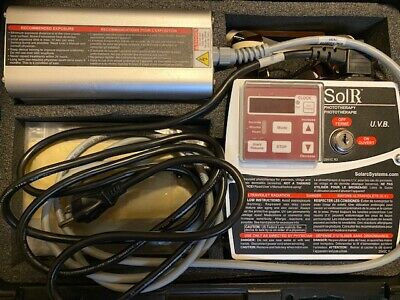 SolRx 100-Series Ultraviolet Phototherapy Device