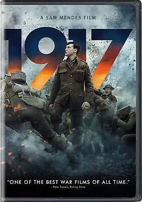 1917 DVD - George MacKay - FREE SHIP - Benedict Cumberbatch - SAM MENDES FILM