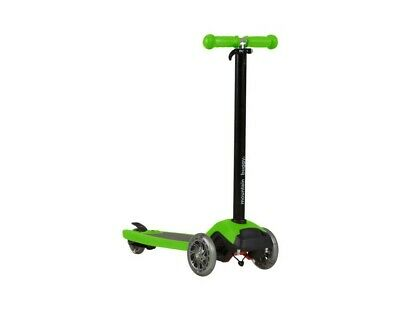 NEW Mountain Buggy Freerider Stroller Board & Scooter w/Connector - LIME GREEN