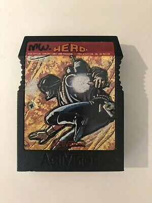 Commodore 64 C64 H.e.r.o Game Cartridge