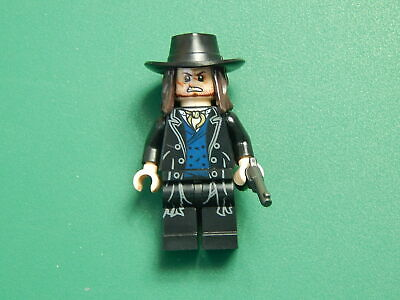 New Genuine LEGO Lone Ranger Minifig The Lone Ranger 79110