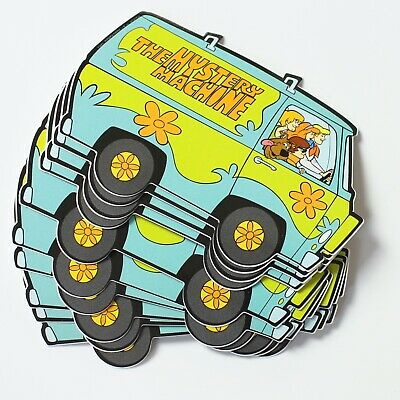 Wholesale Vinyl Stickers Official Hanna-Barbera Scooby Doo The Mystery Machine