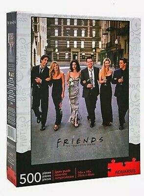 Friends Tv Show Wedding -  puzzle 500 Pieces Central Perk Activity Puzzles To Do