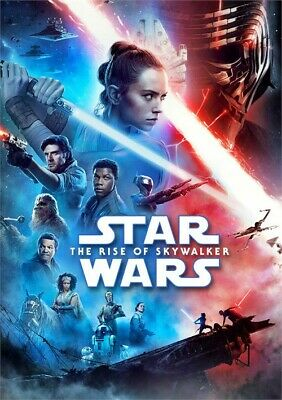 Star Wars The Rise of Skywalker DVD - FREE SHIPPING