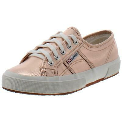 Superga Womens 2750 Canvas Low-Top Fashion Sneakers Shoes BHFO 0799